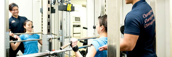 Global fitness 新宿店の画像