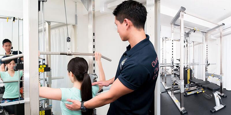 Global fitness 銀座店の画像