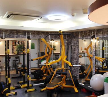 Global Fitness 表参道店の画像